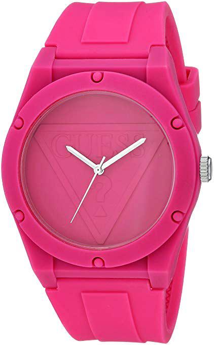 Reloj Guess Original Nuevo deportivo casual Fucsia / Rosa