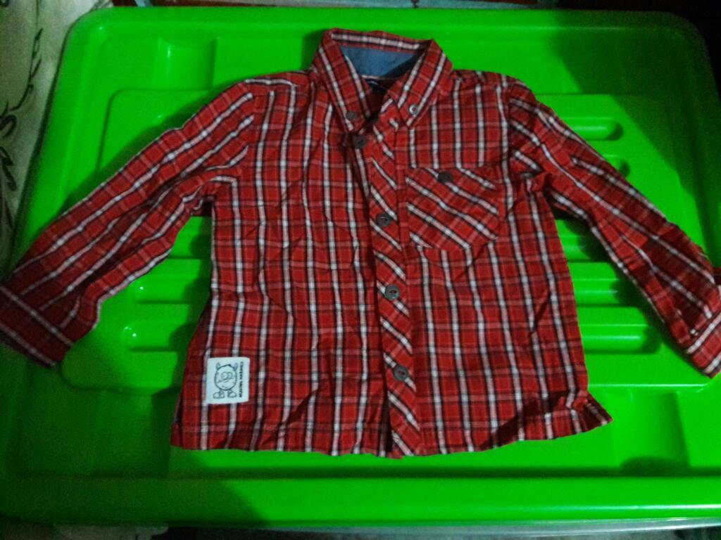 Vendo Camisa Tommy Hilfiger Y Camisa Mar