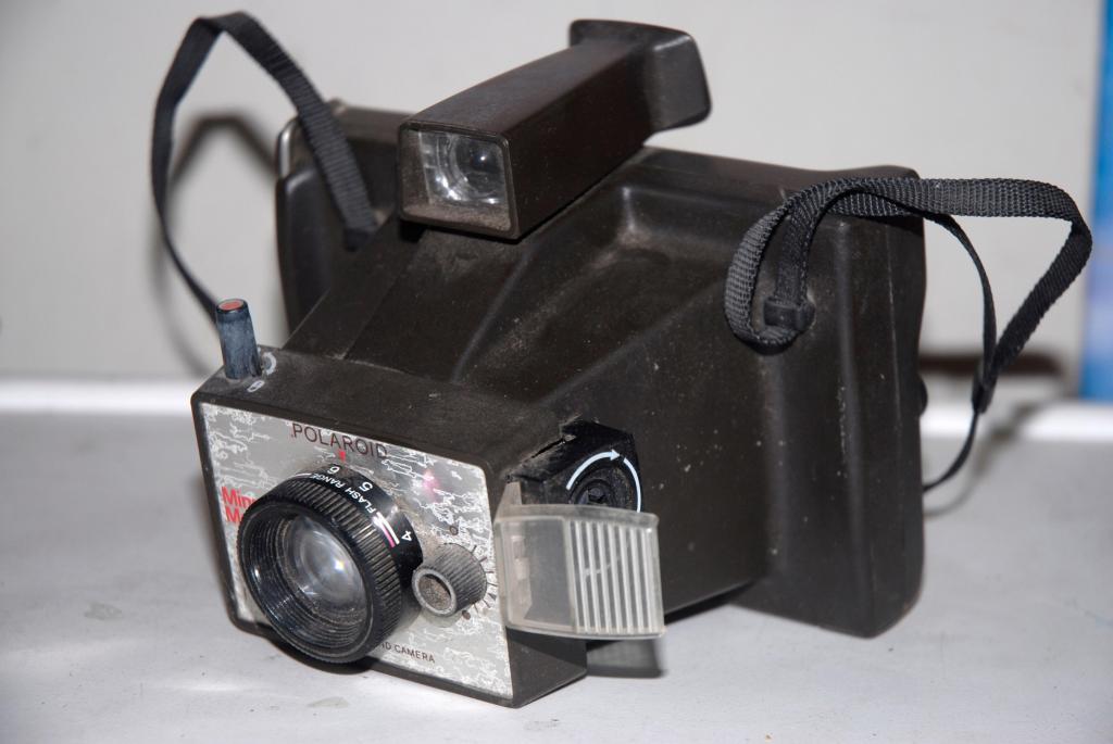 Cámara Fotográfica Polaroid Minute Maker