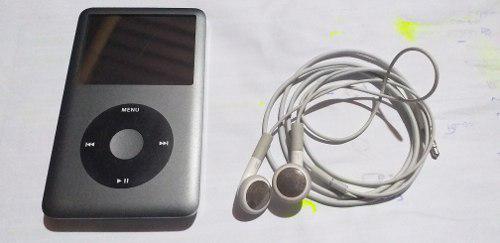 Ipod Classic 7ma Generacion 512gb Y Audifonos Originales