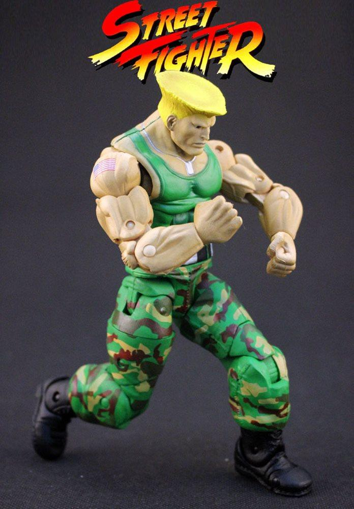Street Fighter IV NECA Series 2 Player Select Action Figure