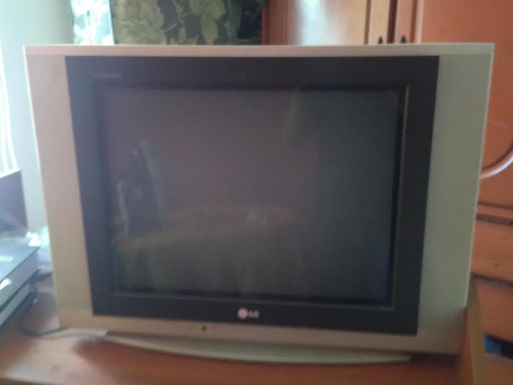 Tv lg de 21 pantalla plana