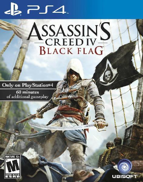 Assassins Creed Iv Black Ps4 Sellado