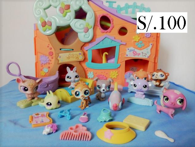 Colección de Littlest Pet Shop
