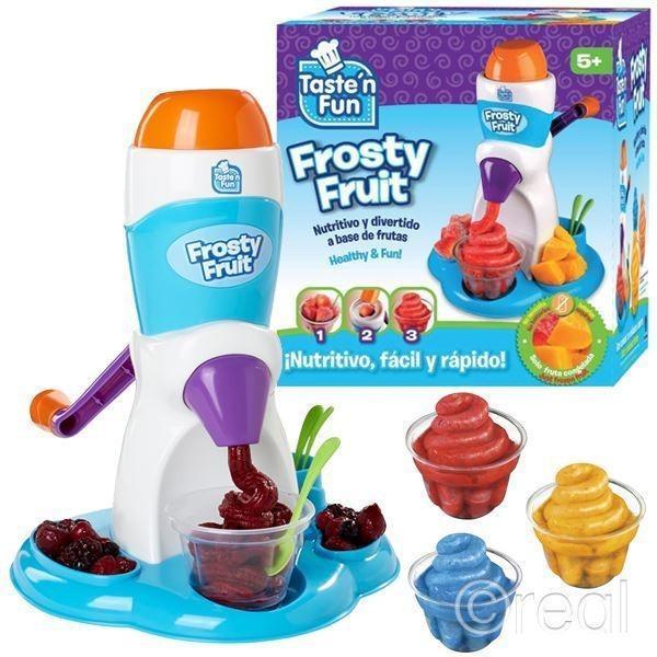 FROSTY FRUIT Maquina De Fruta HELADERIA IMPORTADA Boing Toys
