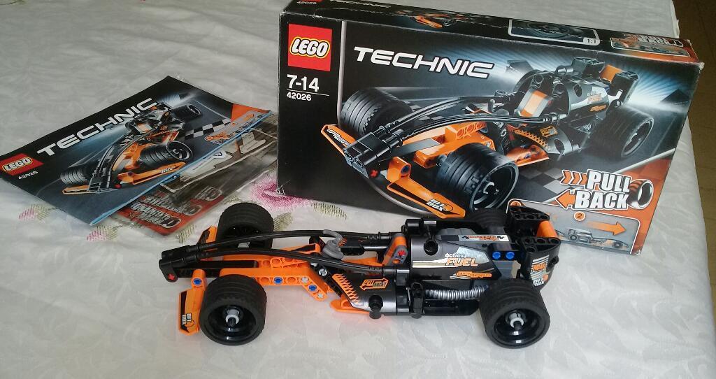 Lego Technic  Auto Carrera