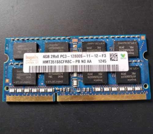 Memoria Ram 4gb Ddrs / s