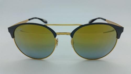 Oferta:lentes De Sol Ray Ban Unisex Dorado Originales..!!