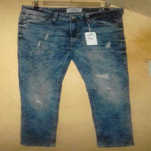 Pantalon Springfield Slim Talla 30 34