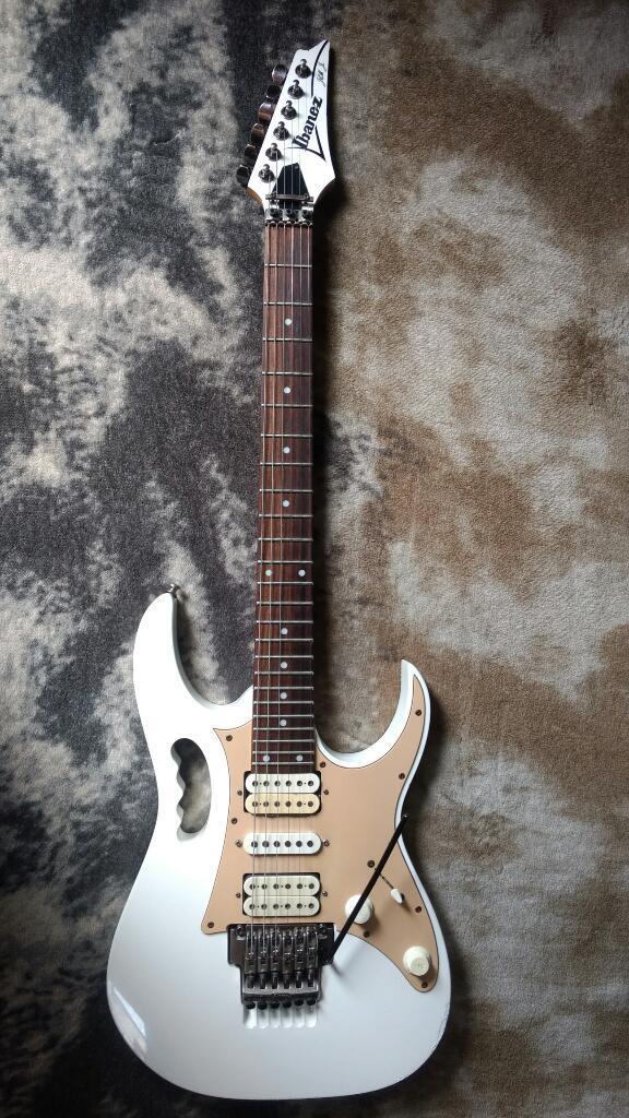 Remato Mi Guitarra Ibanez Jem Jr
