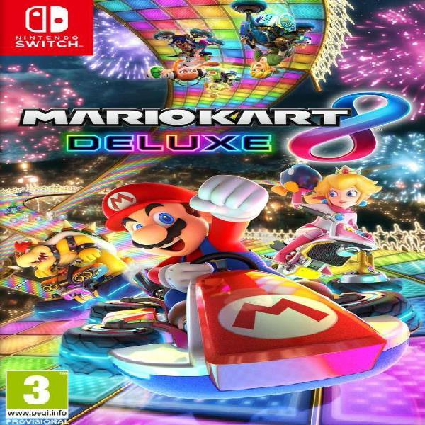 Mario Kart 8 Deluxe / En Perfecto Estado