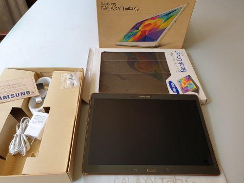 Samsung Galaxy Tab S 10.5 + Book Cover Nuevecita