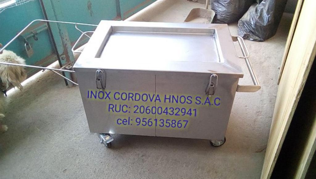 Caja Chica de 40 Cm X 60 Cm