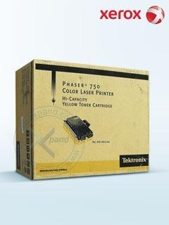Cartucho De Tóner Xerox (), Color Amarillo, Para