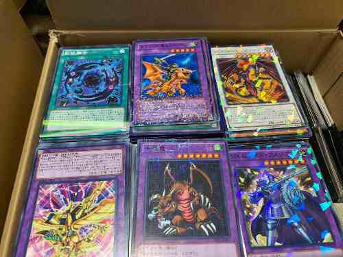 Lote De 200 Cartas De Yugioh Japonesas