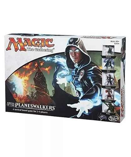 Magic The Gathering: Arena Of The Planeswalkers.