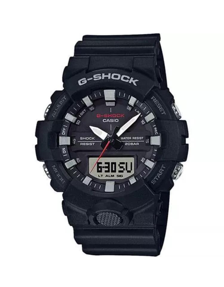 Reloj Casio Gshock Ga800 Nuevo Y Origina