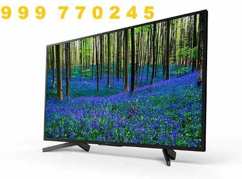Sony Led 55 4k Ultra Hd Smart Tv Kd-55x725f/c La8 Nuevo