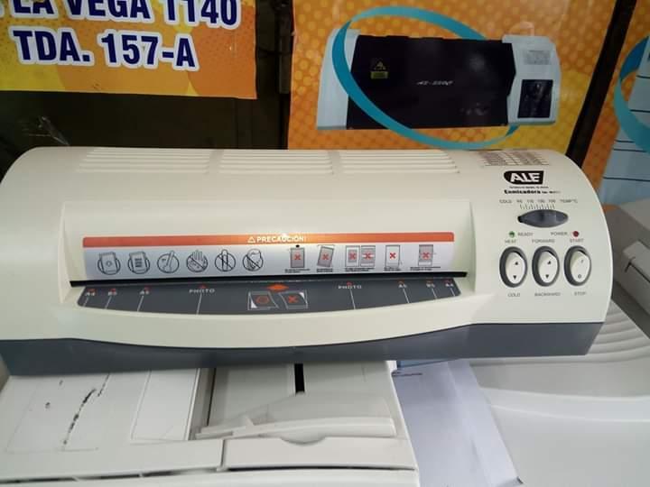 Enmicadora A4 Importada.
