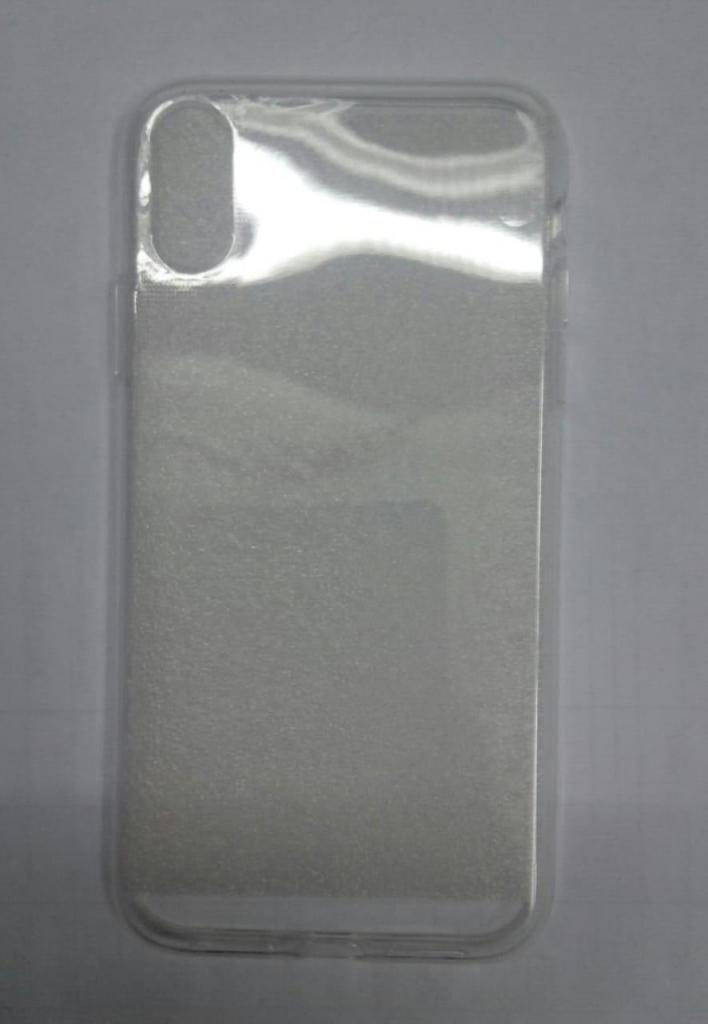 Funda De Gel Transparente Para Iphone Xr 6.1