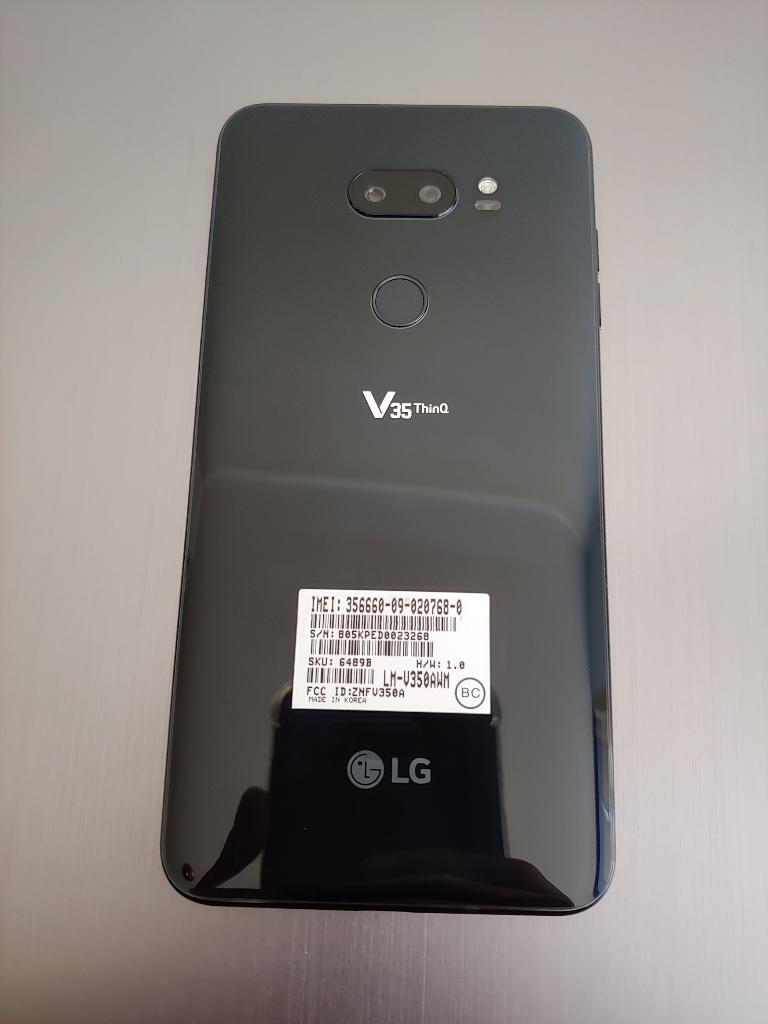 Lg V35 Thinq 6gb Nuevo No P30 Mate Note