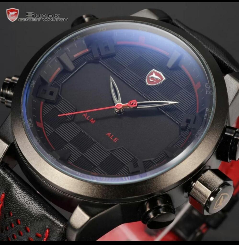Vendo Reloj Tiburon Original
