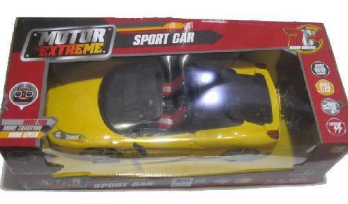 Auto Deportivo Motor Extreme Radio Control De Happy Line