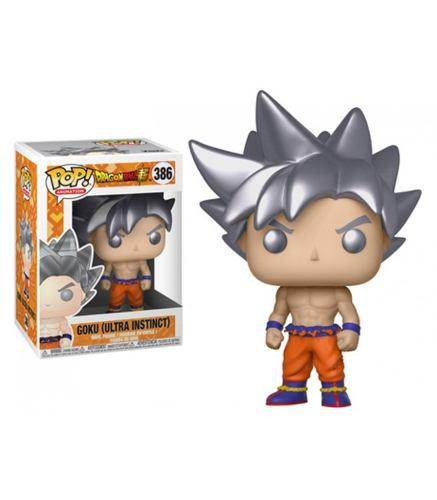 Funko Pop Goku Ultra Instinto Dragon Ball Z Super