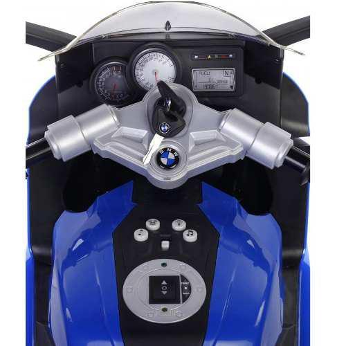 Moto A Batería 12v. Bmw K1300s Licencia Oficial - Azul