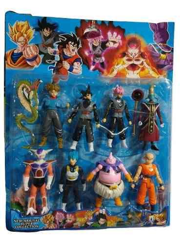 Muñecos Personajes Dragon Ball Z Chico Lince