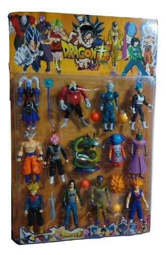 Muñecos Personajes Dragon Ball Z Grande Lince