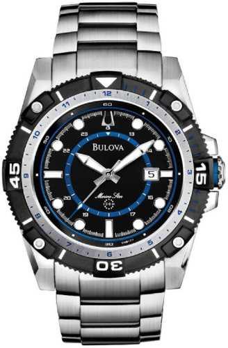 Reloj Bulova 98b177 Marine Star - 100% Original
