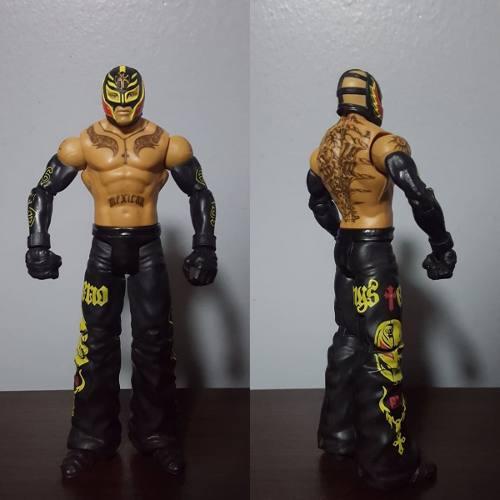 Rey Mysterio - Mattel - Wwe