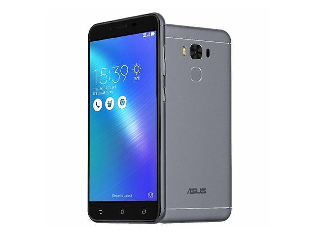 ASUS Zenfone 3 gris 3 GB ram 32 Gb lector de huella digital