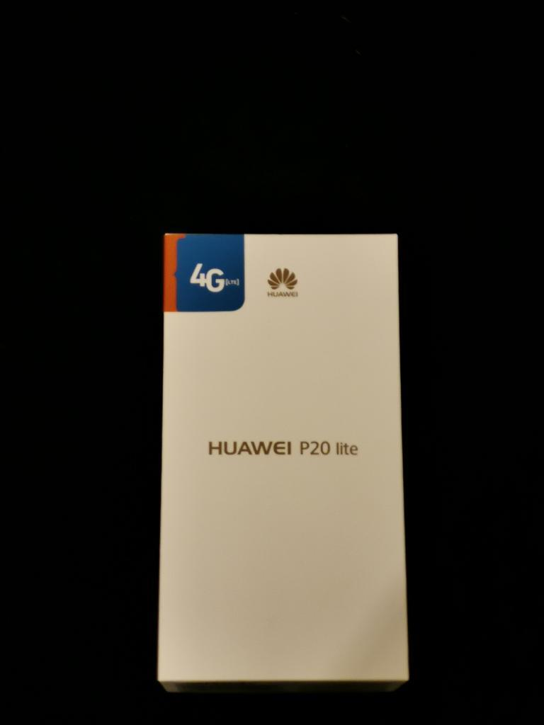 Huawei P20 Lite Nuevo en Caja 700 Soles