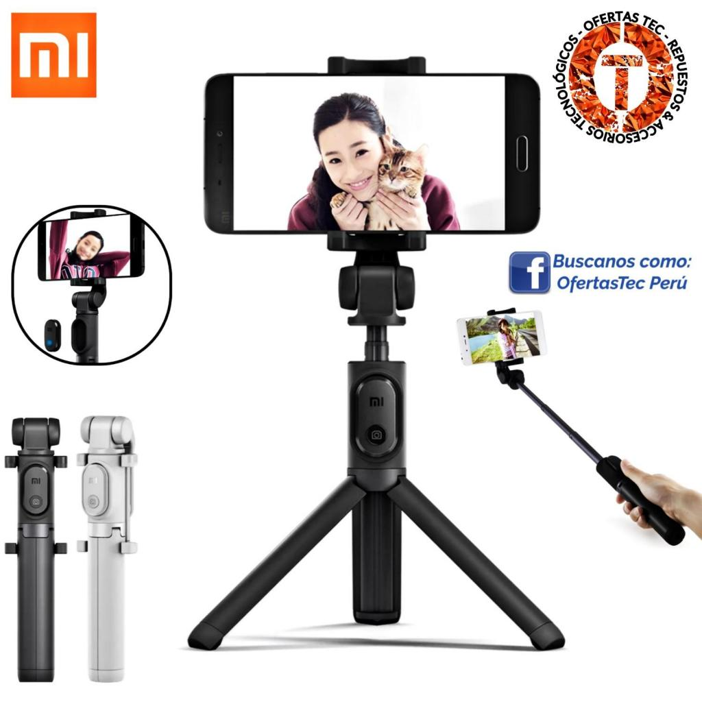 New Xiaomi Selfie Stick Y Tripode Control Bluetooth Original