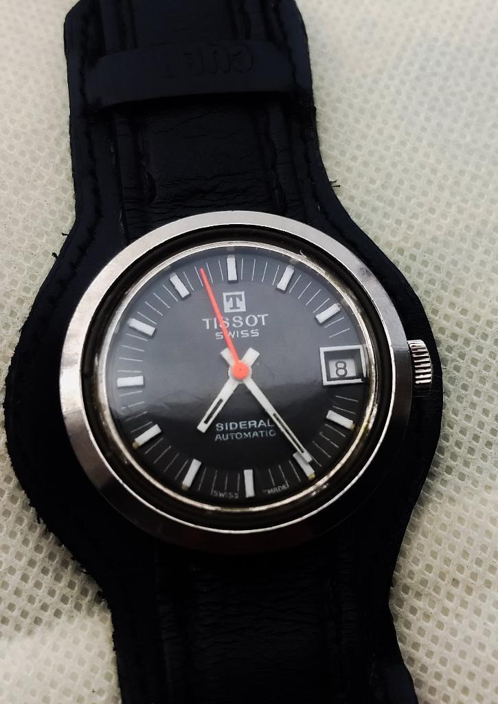 Reloj Tissot Sideral Automático