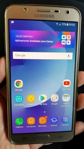 Samsung Galaxy J7 Neo Imei Original impecable perfecto