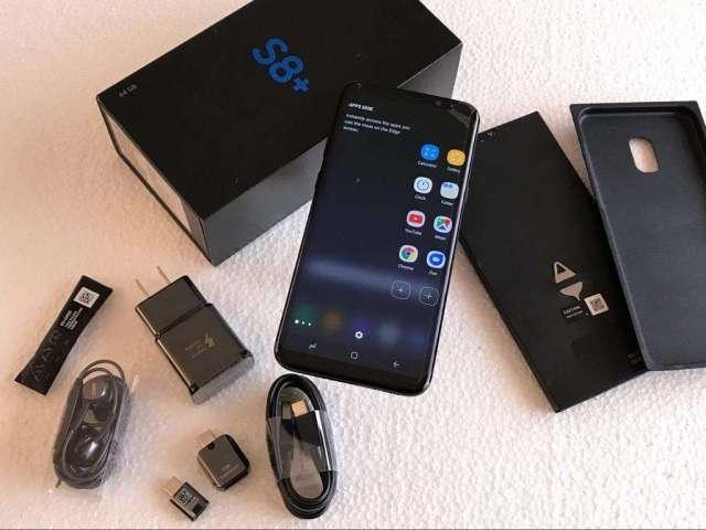Samsung Galaxy S8 Plus libre 64gb todo es Original