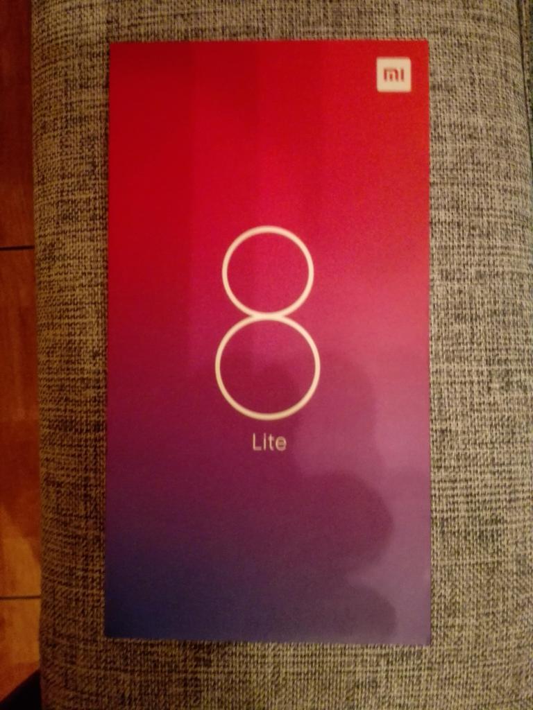 Super Oferta Xiaomi Mia 8 Lite 128GB/6GB RAM