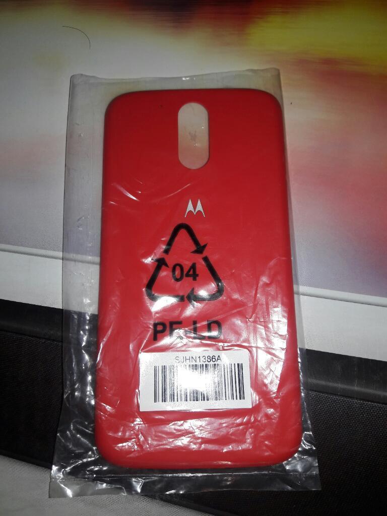 Tapa Motorola Moto G4 Plus