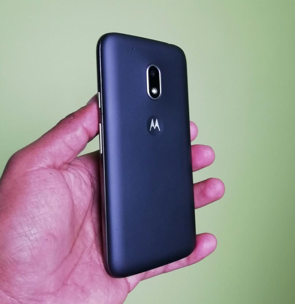 Vendo Cambio Motorola Moto G4 Play Libre