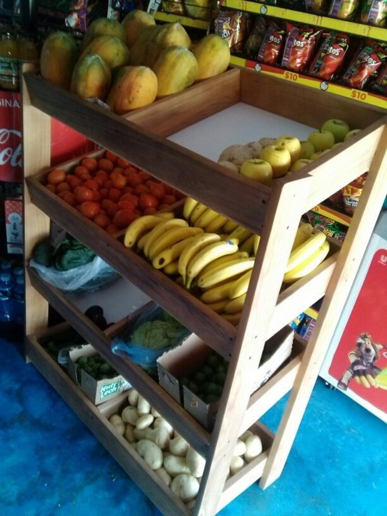 Fruteros Y Verduleros para Minimarket