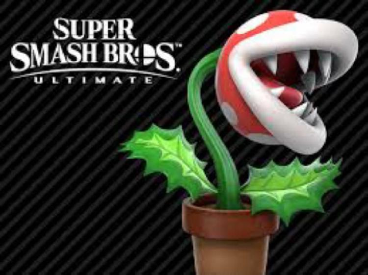 Código de Planta Piraña para Smash Bros