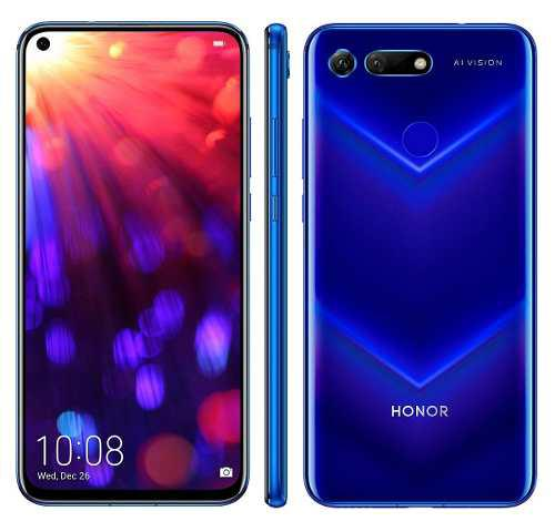 Huawei Honor View 20 / 6gb Ram / 128gb - Azul Zafir A Pedido