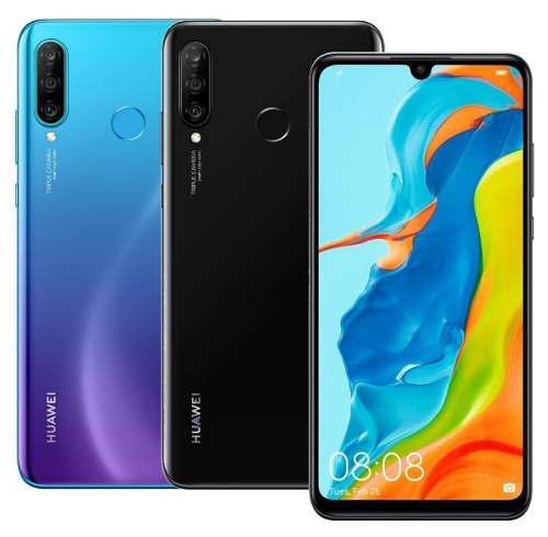 Huawei P30 Lite / 4gb + 128gb / 24+8+2mp / Nuevo Sellado!