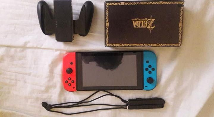Nintendo Switch cambio por PS4