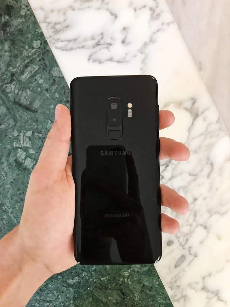 Samsung Galaxy S9 Plus Black Negro
