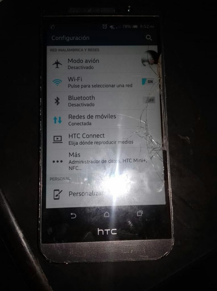 Vendo O Cambio Htc One M9