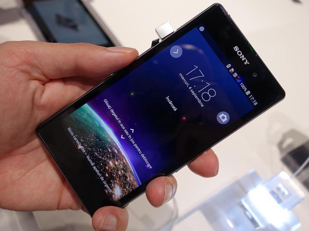 Vendo celular Sony Xperia Z1 Grande 4G LTE Libre de